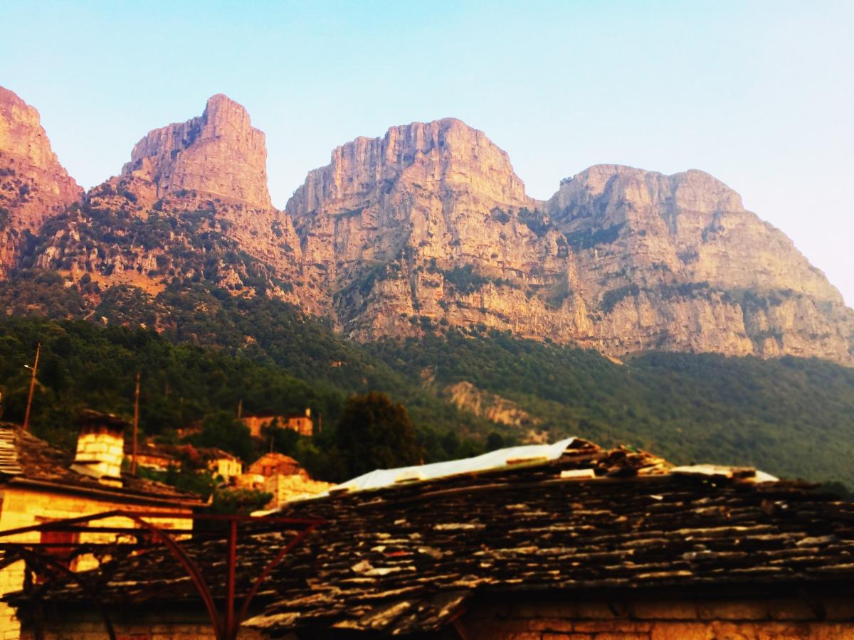 Mount Tymfi (Pindos) Thru-Hike Part 1 - Kapesovo - Mezaria Gorge - Vikos Canyon - Mikro Papingo