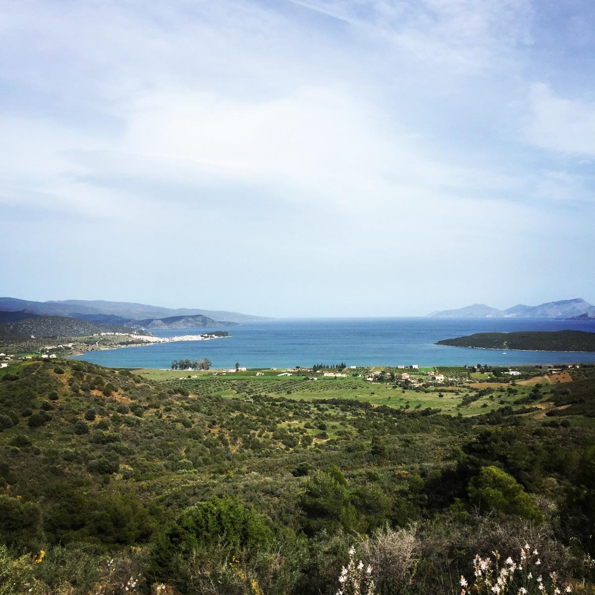 Hiking in Ermionida - Ermioni - Kranidi (Argolis) Part 01 | Ermioni - Ag. Anargyroi - Pikrodafni - Ermioni