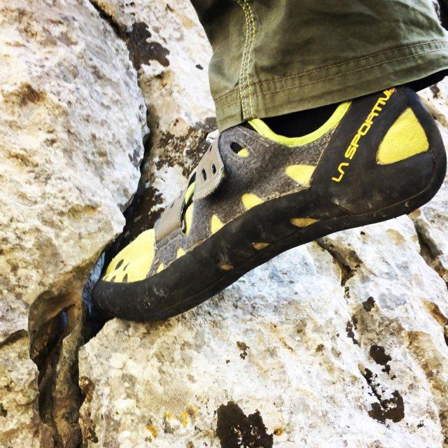 LaSportiva_Tarantula_Climbing_Shoe_Review_1549