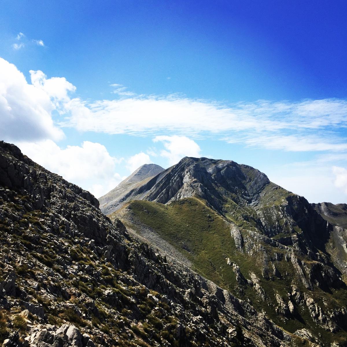 Taygetus Mountain Crossing Pentadaktylos (Five Fingers) - Anavriti - Tsarkos - Spanakaki - Sidirokastro - Athanati Rachi - Profitis Elias - EOS Refuge