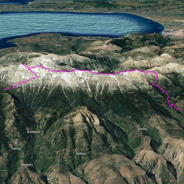 Taygetos_Pentadaktylos_Anavriti_Crossing_Map3d_01