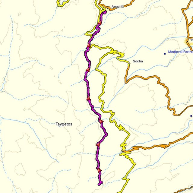 Taygetos_Refuge_Anavriti_E4_Crossing_Map
