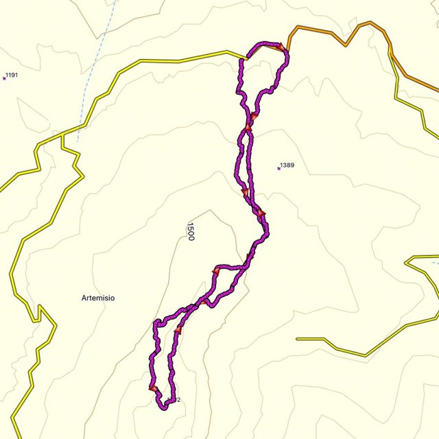 Aremisio_North_Face_Trad_Climbing_Map