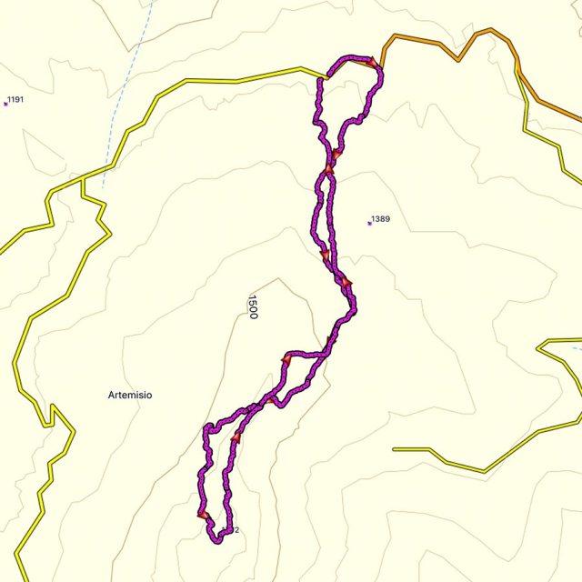 Aremisio_North_Face_Trad_Climbing_Map