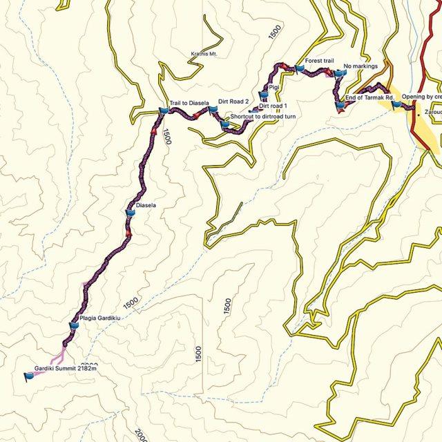 Gardiki-Zarouchla-Aroania-Arete-Helmos_Map