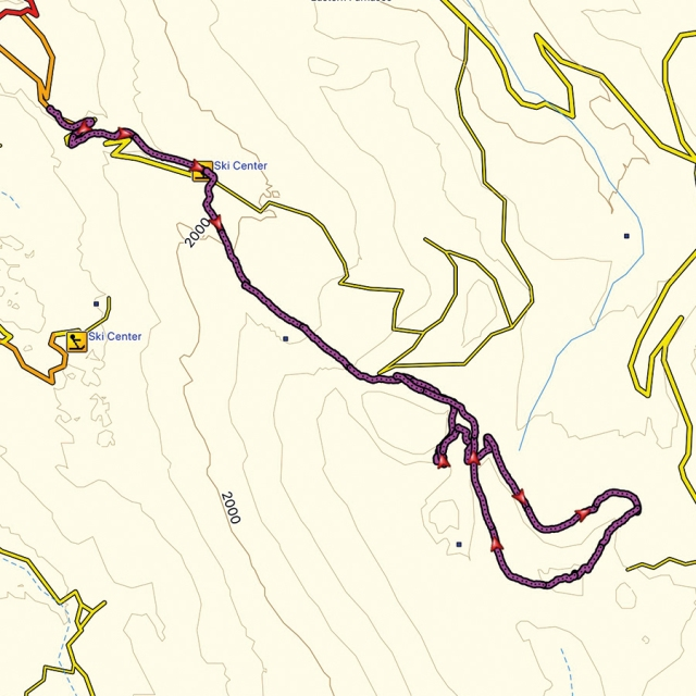 Parnassos_Mountain_Parnassus_Winter_Climb_Gerontovrachos_Map