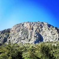 Climbing in Solomos (Tsouba) - Corinth