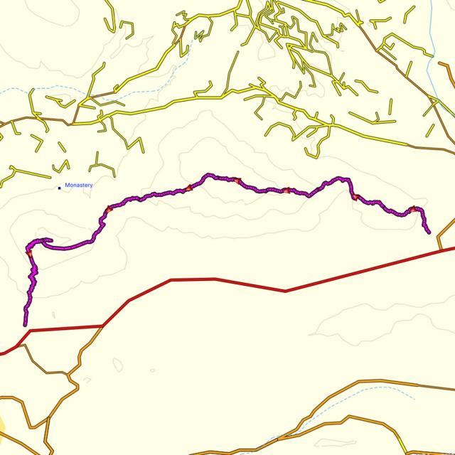 Hiking_Ermionida_Ermioni_Asprovouni_Profitis_Elias_Map