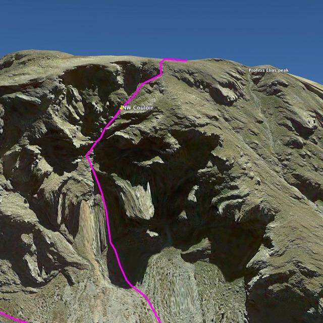 Hiking_Climbing_Kyllini_Ziria_Profitis_Elias_Peak_NWCouloir