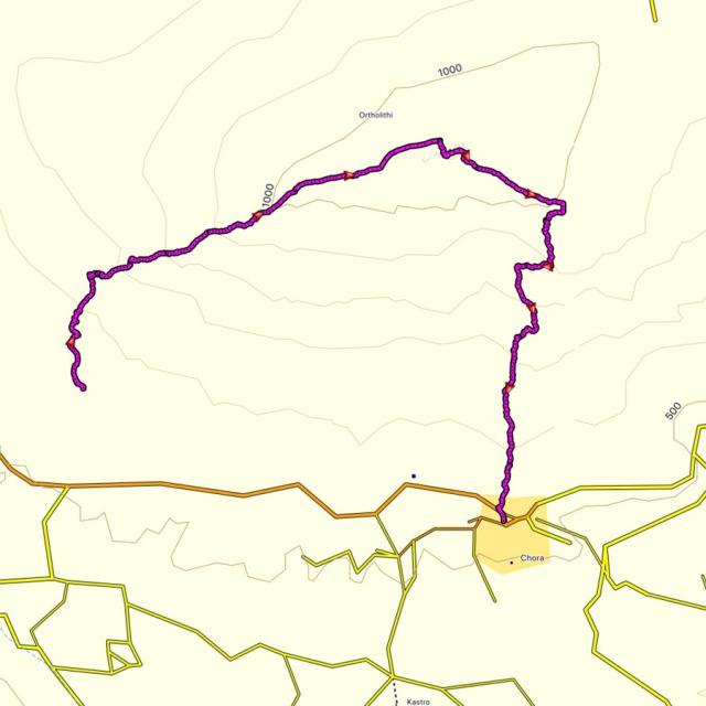 South-West_Ridge_Ortholithi_Mountain_Map