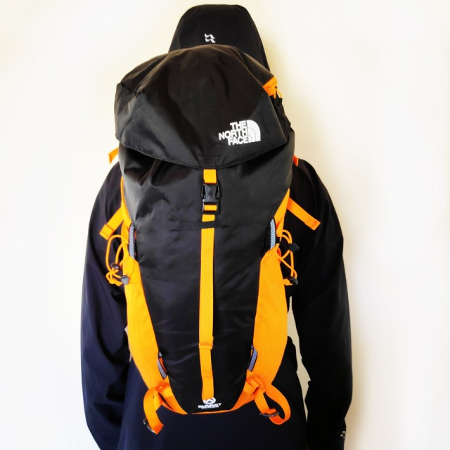 The North Face Verto 27 Backpack Review packed Fit