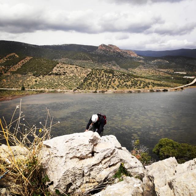 Climbing_Thermisia_Lagoon_Lizard_Route_171102_000