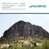 A Trad Climbing Guidebook of Profitis Elias - Asini, Argolis (Greece)