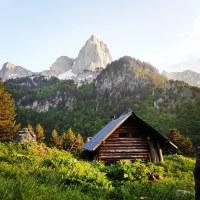 Mount Tymfi (Pindos) North Side Thru-Hike Part 1 - Konitsa - Moni Stomiou - Sadi Migas